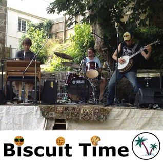 Biscuit Time with ZAPOPPIN' on Soundart Radio 102.5 FM 10/05/2014
