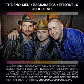 THE SNO-MEN - Back2Basics - Episode 16 - PART 1