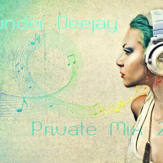 Alexunder Deejay Private Mix 2015