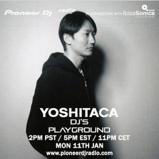 Yoshitaca - Pioneer DJ's Playground