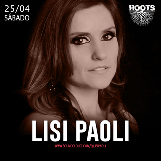 Lisi Paoli - warm up @ Roots com Mau Mau e Renato Cohen 25.04.15