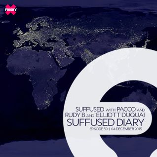 FRISKY | Suffused Diary 059 - Pacco & Rudy B