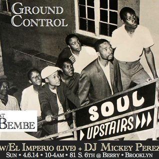Live at Bembe 4.6.14