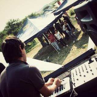 Diego Viadero @Wonderland Festival 21--05-2011