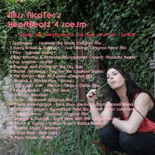2011-06-06 - Miss NicciTec - Heartbeatz 4 soe.fm - 59.49 min - 126bpm - 192er