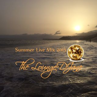 The Lounge Djane Summer Live Mix 2015 playing@Sylt (Germany)