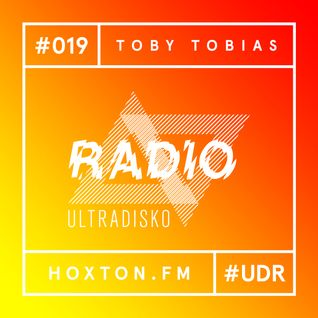 ultraDisko Radio with Toby Tobias 3/2016