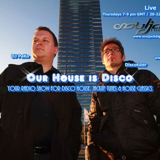 Our House is Disco #128 from 2014-05-15
