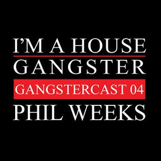 Gangstercast Episode #4 - Phil Weeks - Live @ The Living Room