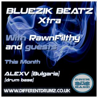 Bluezik Beatz #7 Guest mix by AlexV [BUL] Live on Different Drumz [15-07-16]