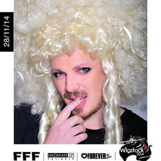 FFF Shirazi host Forever Tel Aviv - Wigstock 2014
