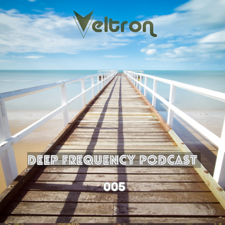 Deep Frequency Podcast 005 Mixed by Veltron