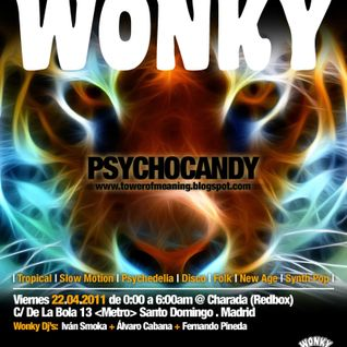 Live at Wonky Club, Madrid (20.04.2012)