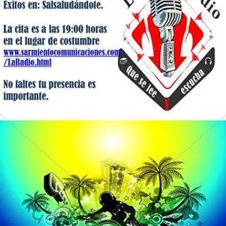 """Programa """"Salsaludándote"""" 21 de Febrero del 2015"""