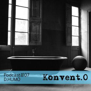 Konvent.0 Podcast #07 D. HUMO
