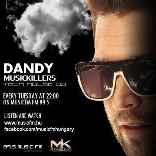 Dandy live at Music Killers at MusicFM 2013.11.19.