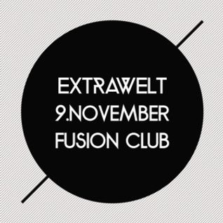 MGness at Fusion Club Monopark 09/11/2013 with Extrawelt