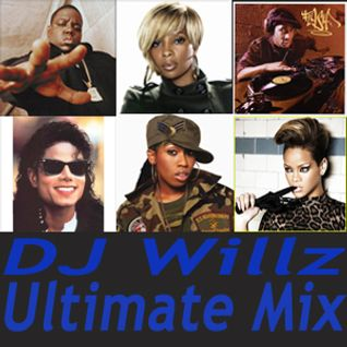 DJ Willz - Ultimate Mix