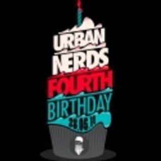 Urban Nerds 4th Birthday mix 02 by Warrior one