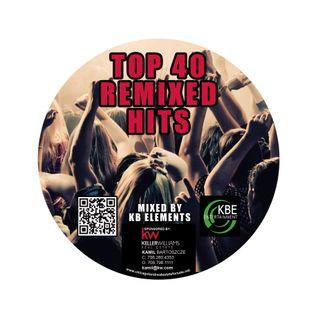 Top 40 Mix April 2016 by KB Elements