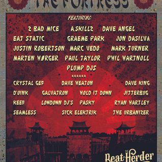 This Is Graeme Park: The Fortress @ Beat - Herder 17JUL15 Live DJ Set
