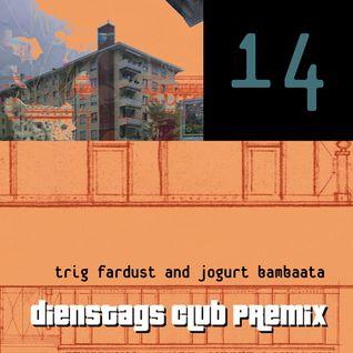 Dienstags Club in August 2015
