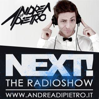 ANDREA DI PIETRO pres. NEXT! RadioShow #2