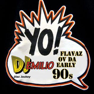 Flava Ov Da Early 90s (Hip Hop 1991-1994)