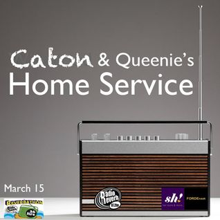 Wildblood + Queenie's + Caton's Home Service March 2015 Radio Reverb