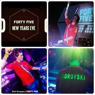 Viktor Bodrovski @ Forty Five NYE