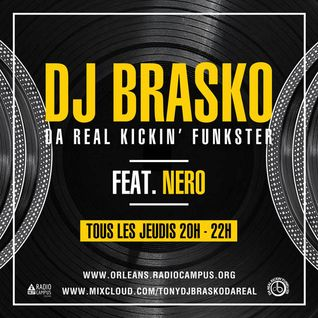 DA REAL KICKIN FUNKSTER FRENCH RADIO SHOW 09 06 16