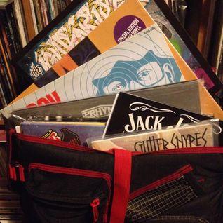 DJ DISGO DAN - Bag of underground hip hop treats 2014/15
