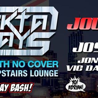 Selekta Sundays feat Josh Clark and JOUST