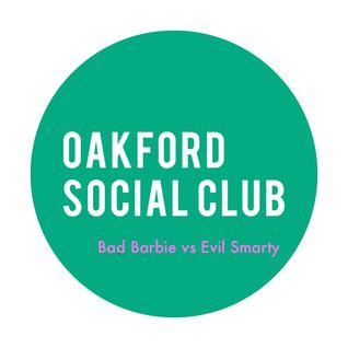 Bad Barbie Vs Evil Smarty Live @ Oakford Social Club 29 - 5-15