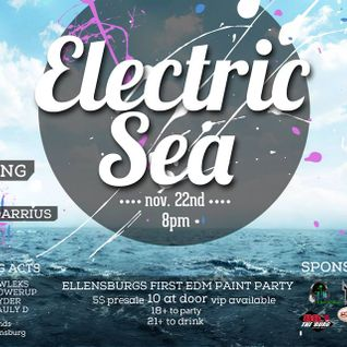 Electric Sea Set (Nov. 22nd, 2013)