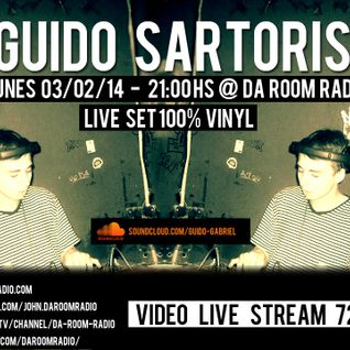 Guido sartoris @ da room radio 03-02-2014