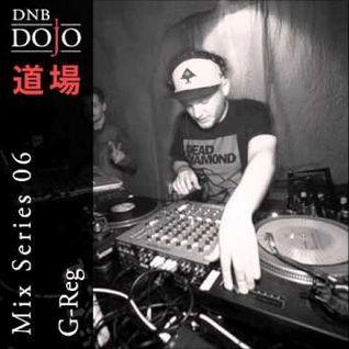DnB Dojo Mix Series 06 - G-reg
