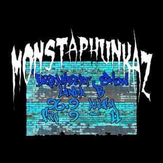 Monstaphunkaz - Linda B Breakbeat Show @ All.FM Manchester