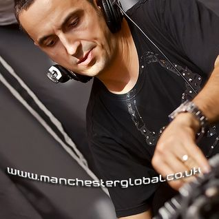 Andy Galea Sunday Session's Manchester Global Radio HR 1