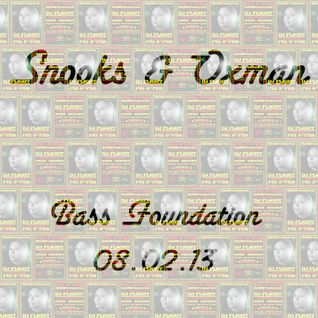Snooks & Oxman @ BASSFoundation 08-02-2013