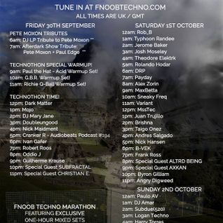 Paulo AV - Fnoob Techno Americas Technothon