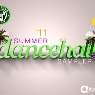 DJ Private Ryan Presents The Dancehall 2011 (sampler)