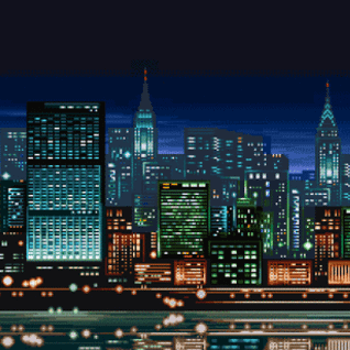 Midnight in New York City (February 2015 Mix)
