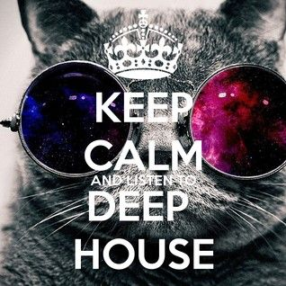 Kad - Keep calm & listen to deep house (10/12/2014)
