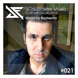 Podcast Vol. 9/2015 - Mixed by Buchecha