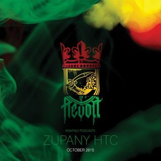 DJ Zupany x REVOLT Clothing  - promo mix - October 2015.