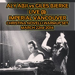 Aly Abji vs Giles Bjerke - LIVE @ IMPERIAL VANCOUVER (March 22nd, 2014)