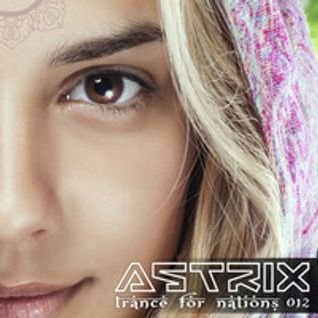 Astrix - Trance for Nations 012
