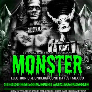 Monster Night  2/mayo/2015