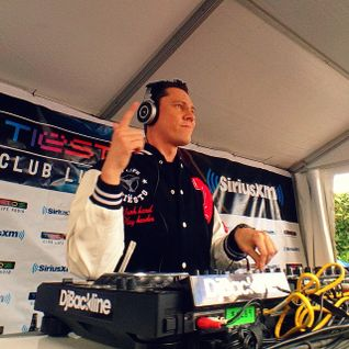 Tiësto - Live from SXM Music Lounge (Miami) 03-26-2014